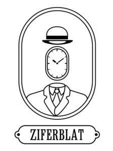 Logo oficial de Ziferblat @ Ziferblat - Blog de Alba Vilanova