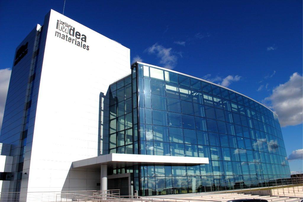El edificio principal de IMDEA Materials - España - Trabajar - Blog de Alba Vilanova