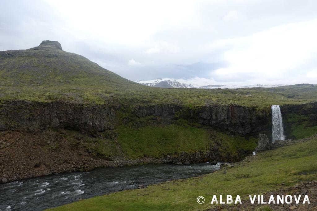 Glaciares a la vista en la ruta entre Skógar y Thórsmörk - Islandia - Viajar - Blog de Alba Vilanova
