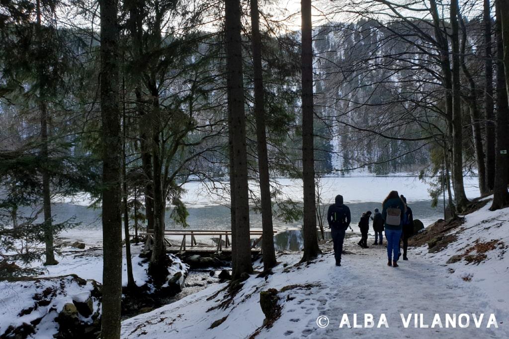 El lago Feldsee - Alemania - Viajar - Blog de Alba Vilanova