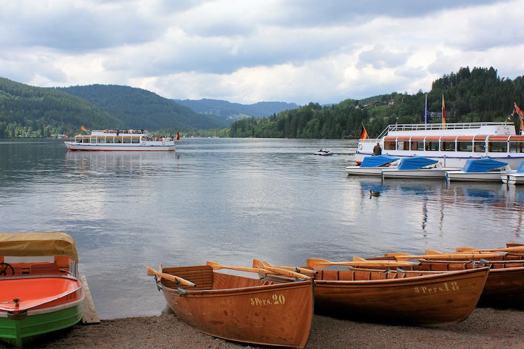 El lago Titisee @ black-forest-travel.com - Alemania - Viajar - Blog de Alba Vilanova