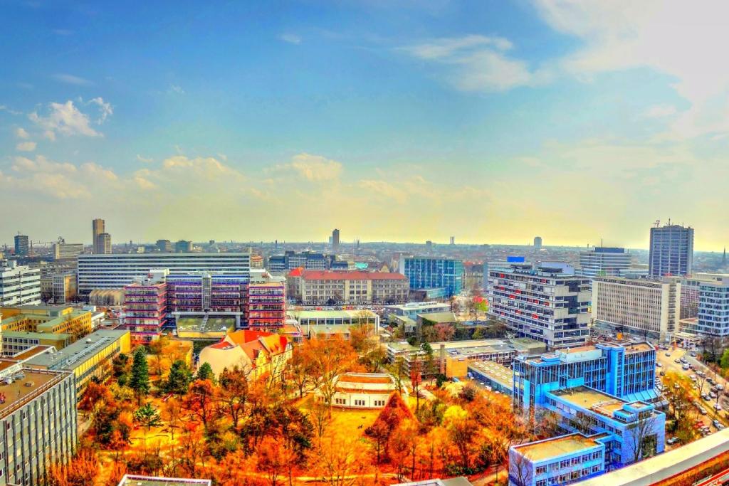 El campus de la Universidad Técnica de Berlín @ Robert Emmerich - Alemania - Estudiar en el extranjero - Blog de Alba Vilanova