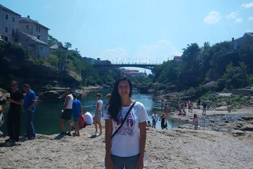 Descubriendo lugares en Bosnia y Herzegovina @ Foto cedida por Eli Castro - Bosnia y Herzegovina - Trabajar en el extranjero - Blog de Alba Vilanova