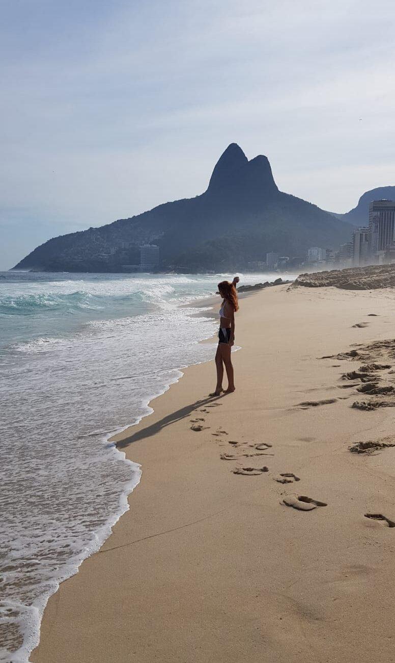 Río de Janeiro @ Foto cedida por Patricia Larroca - Trabajar en el extranjero - Blog de Alba Vilanova