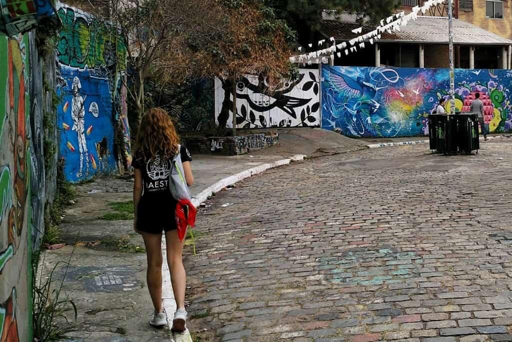 Paseando por São Paulo @ Foto cedida por Patricia Larroca - Trabajar en el extranjero - Blog de Alba Vilanova