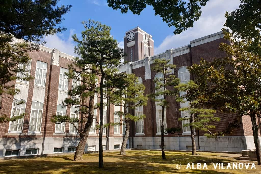 La Universidad de Kyoto - Japón - Trabajar en el extranjero - Blog de Alba Vilanova